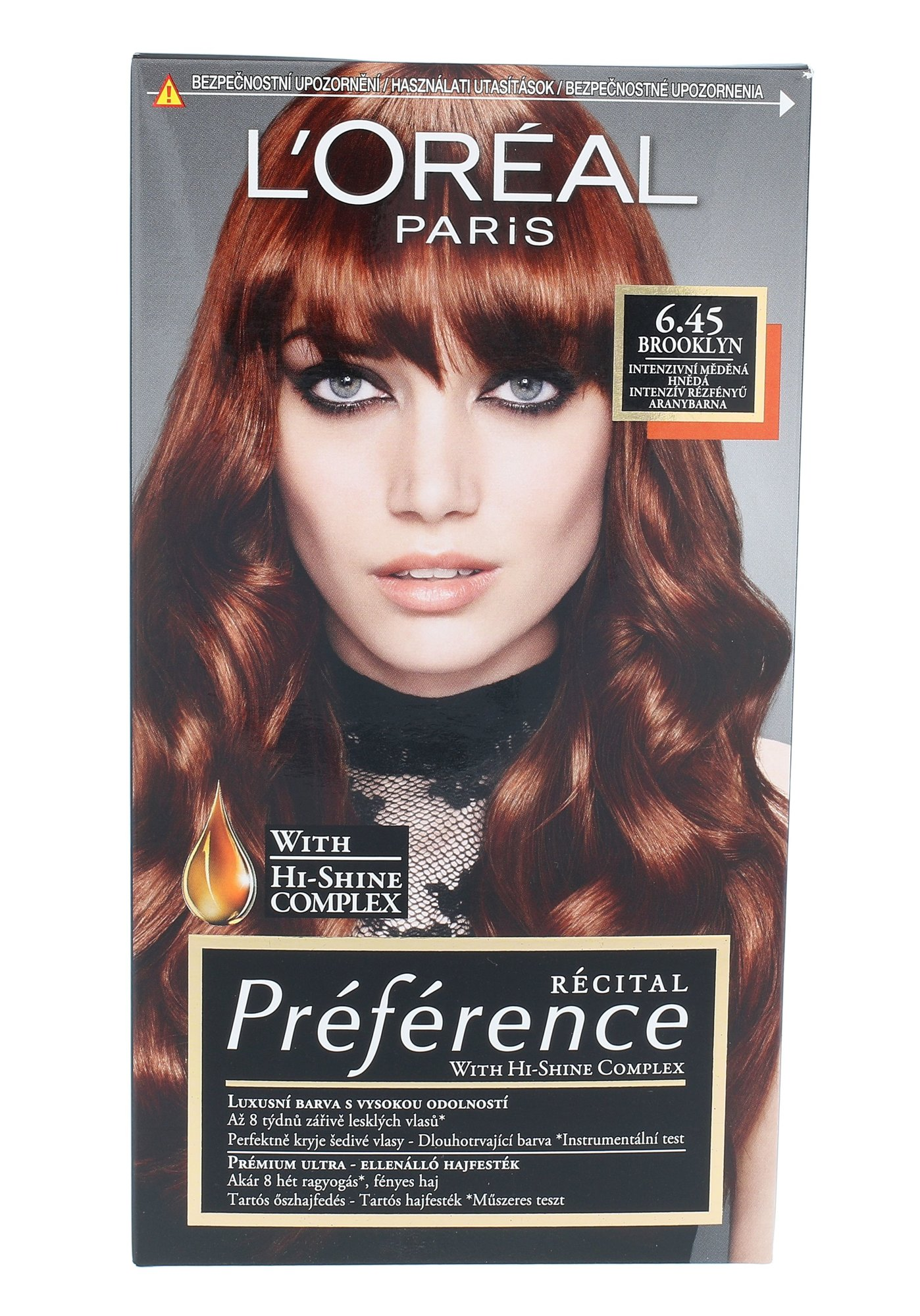 L´Oréal Paris Préférence Cosmetic 1ml 6.45 Brooklyn