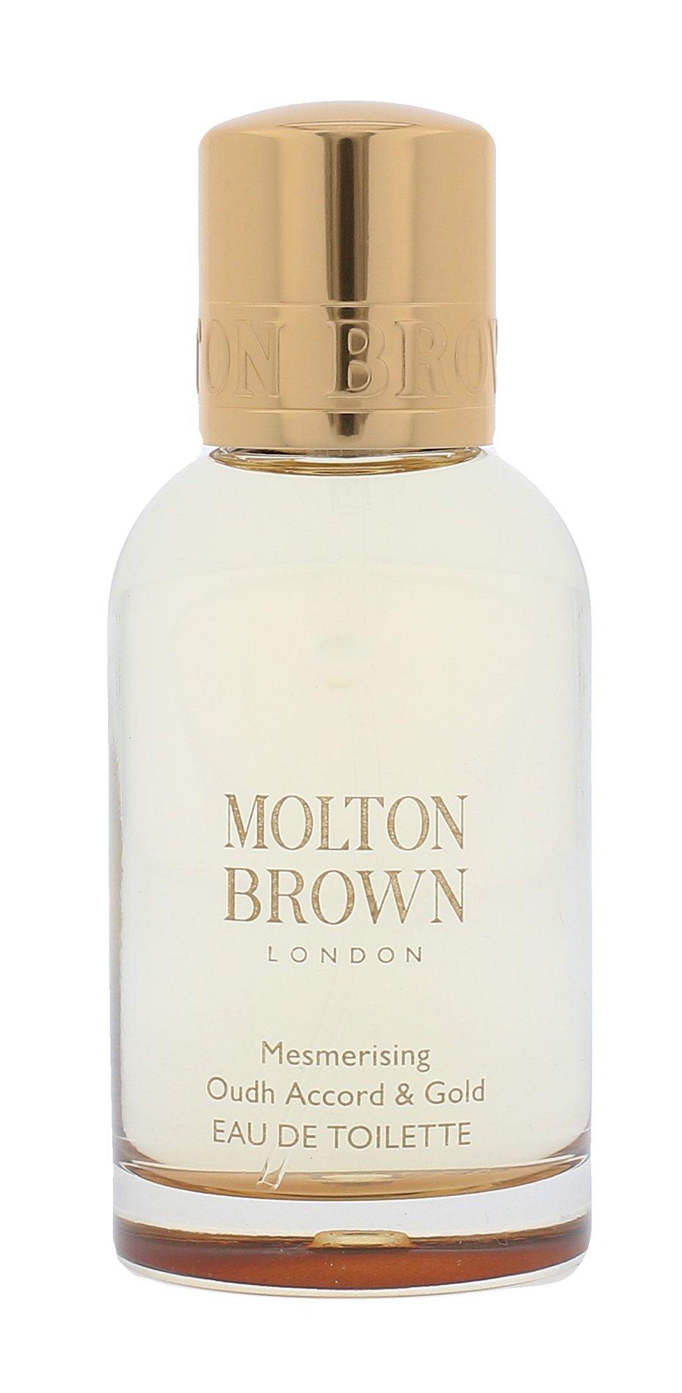Molton Brown Mesmerising Oudh Accord & Gold EDT 50ml