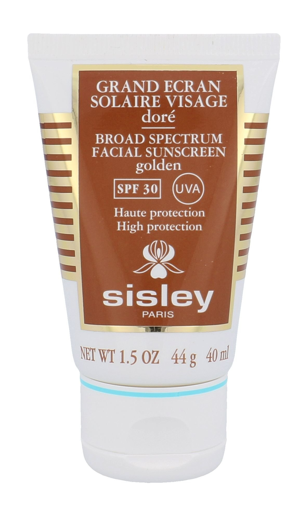 Sisley Broad Spectrum Facial Sunscreen SPF30 Cosmetic 40ml Doré