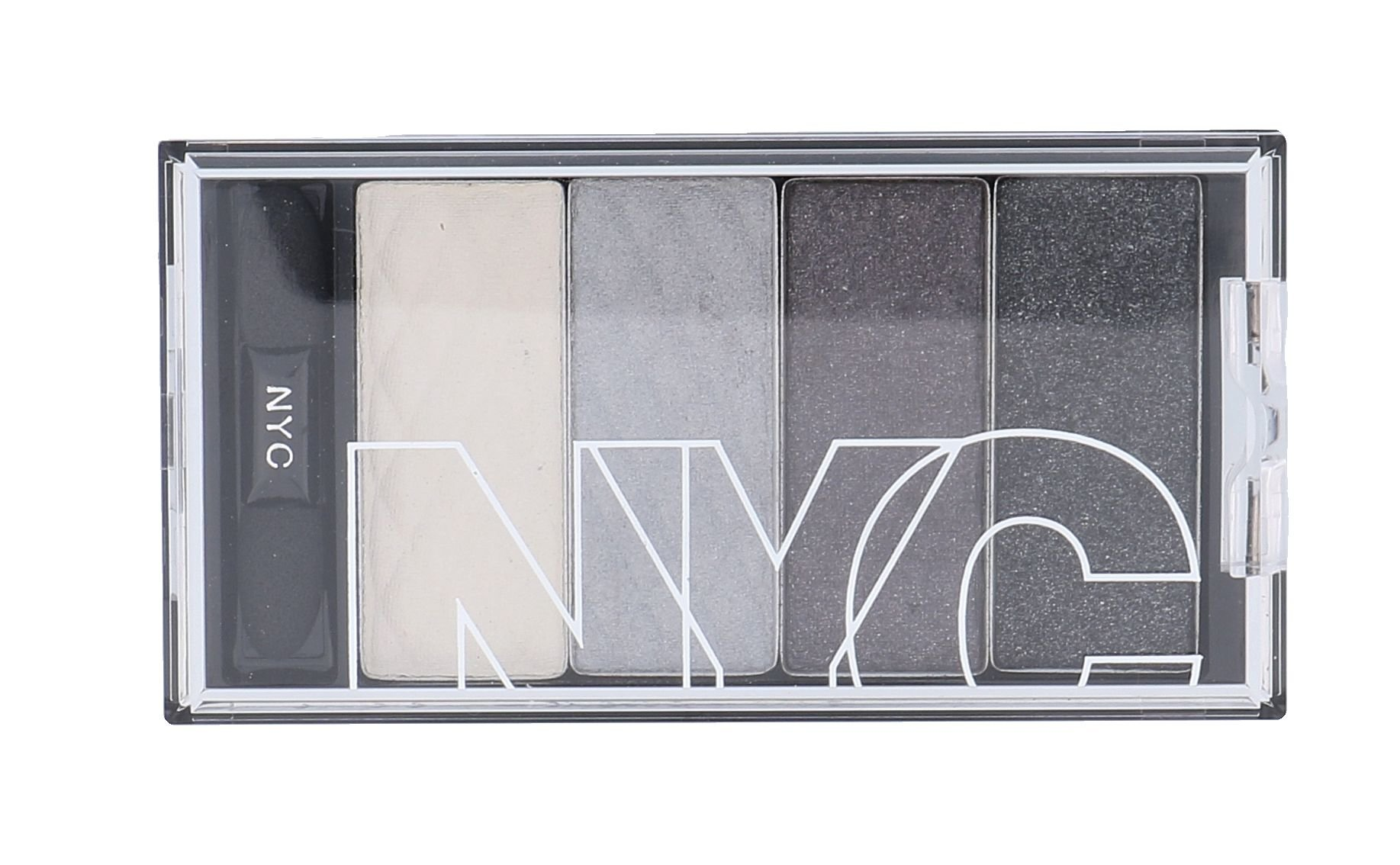 NYC New York Color HD Color Cosmetic 6ml 797 Gothic Harlem Quattro Eye Shadow