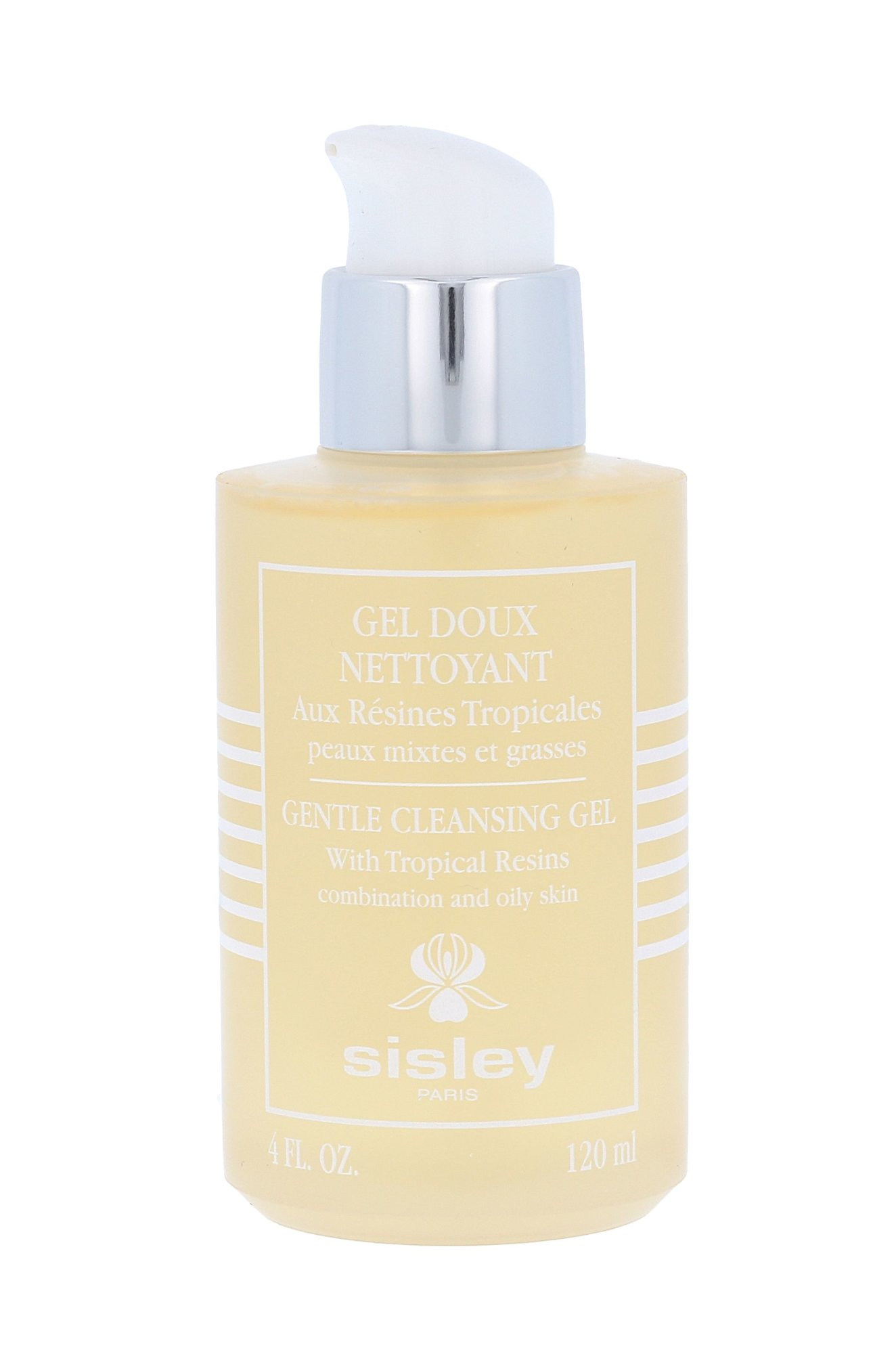 Sisley Gentle Cleansing Gel Cosmetic 120ml