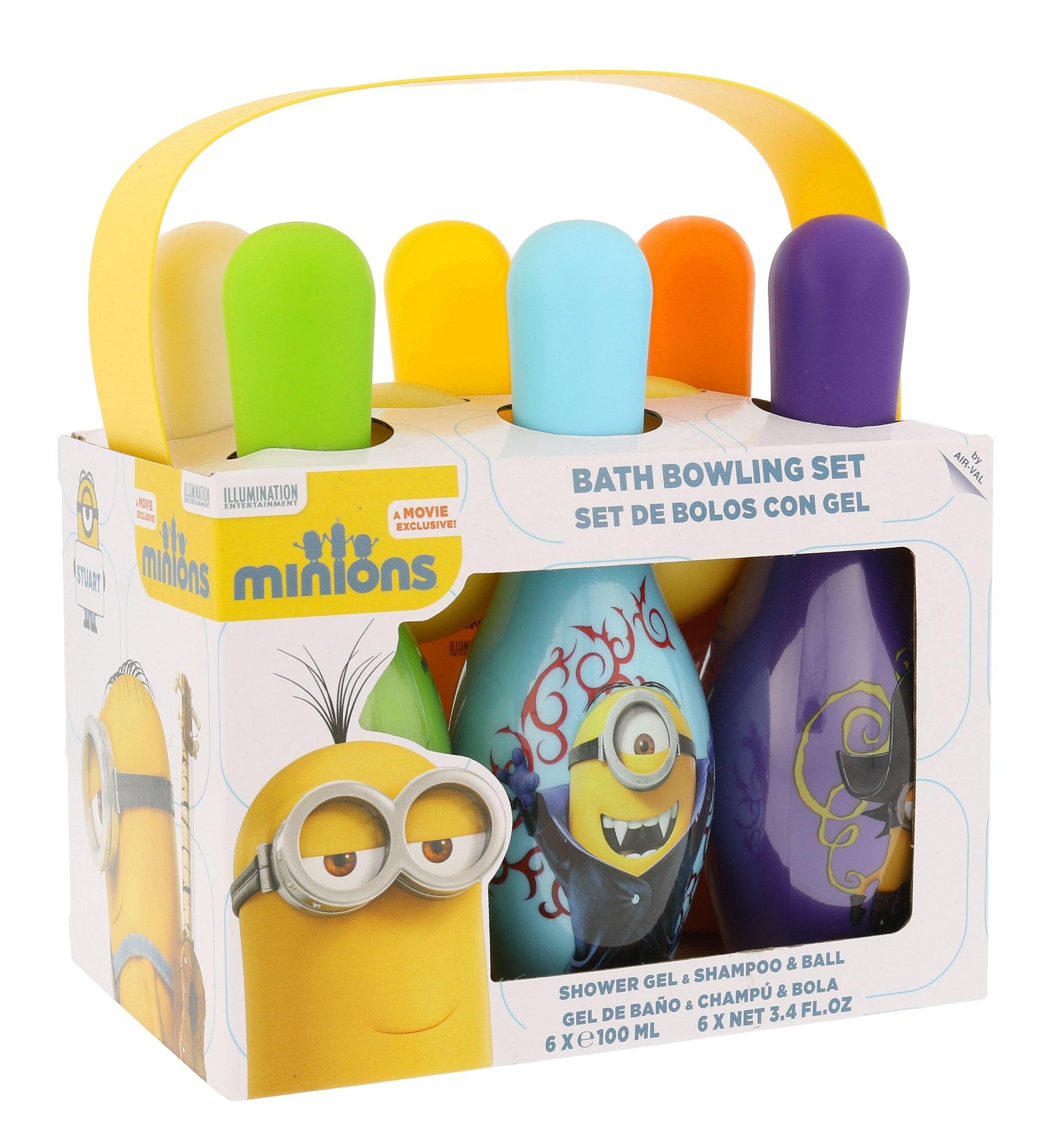 Minions Minions Shower gel 600ml