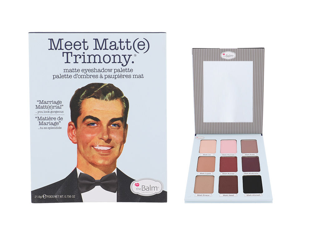 TheBalm Meet Matt(e) Trimony Cosmetic 21,6ml