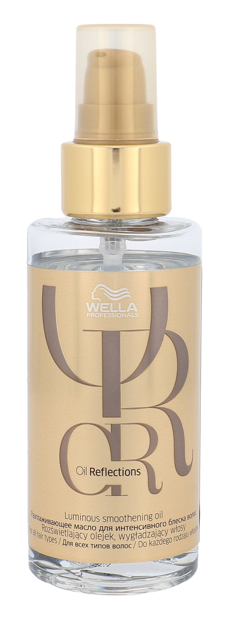 Wella Oil Reflections Luminous Smoothening Oil Cosmetic 100ml