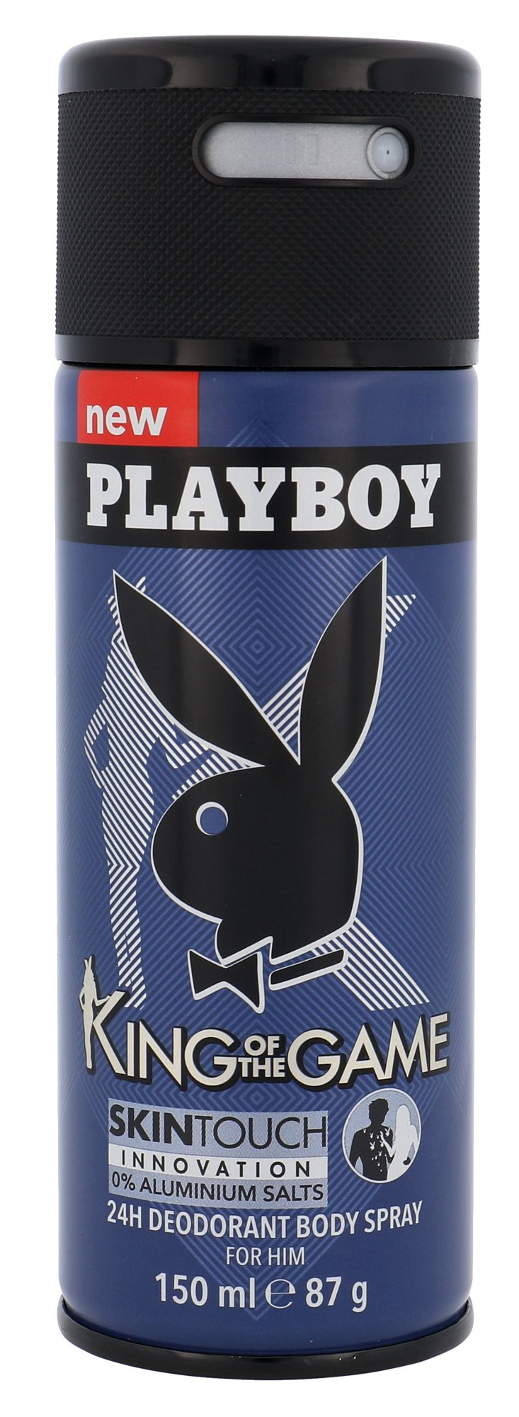 Playboy King of the Game For Him Deodorant 150ml