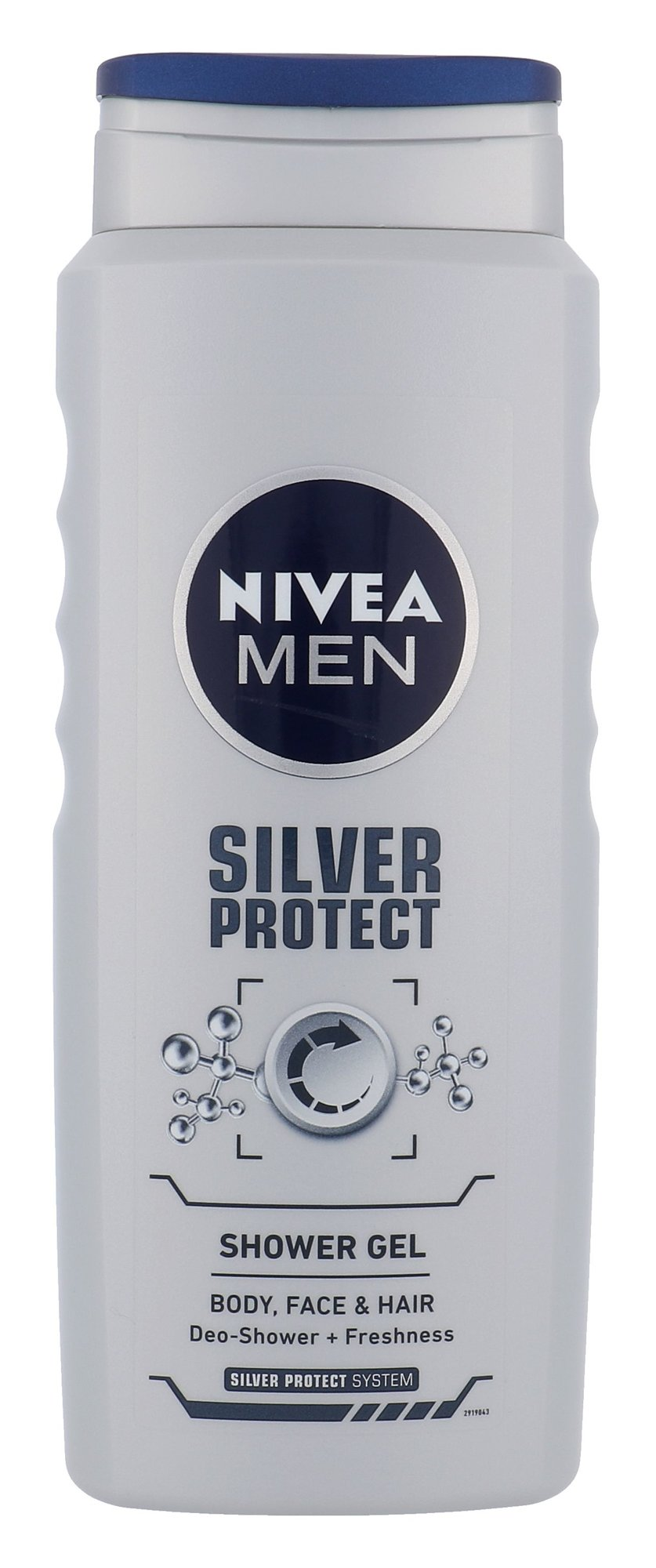 Nivea Men Silver Protect Cosmetic 500ml