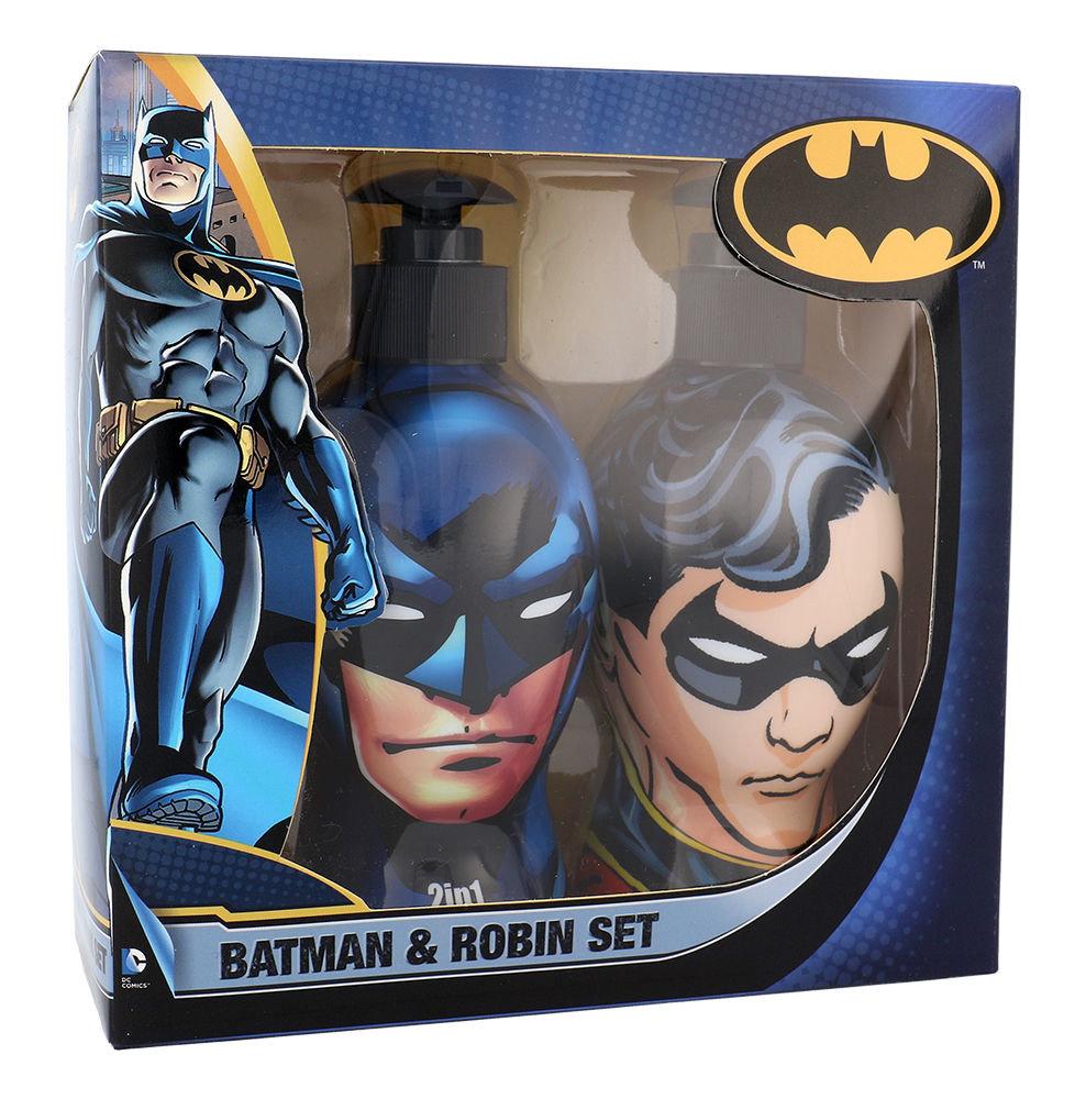 DC Comics Batman & Robin Shower gel 300ml