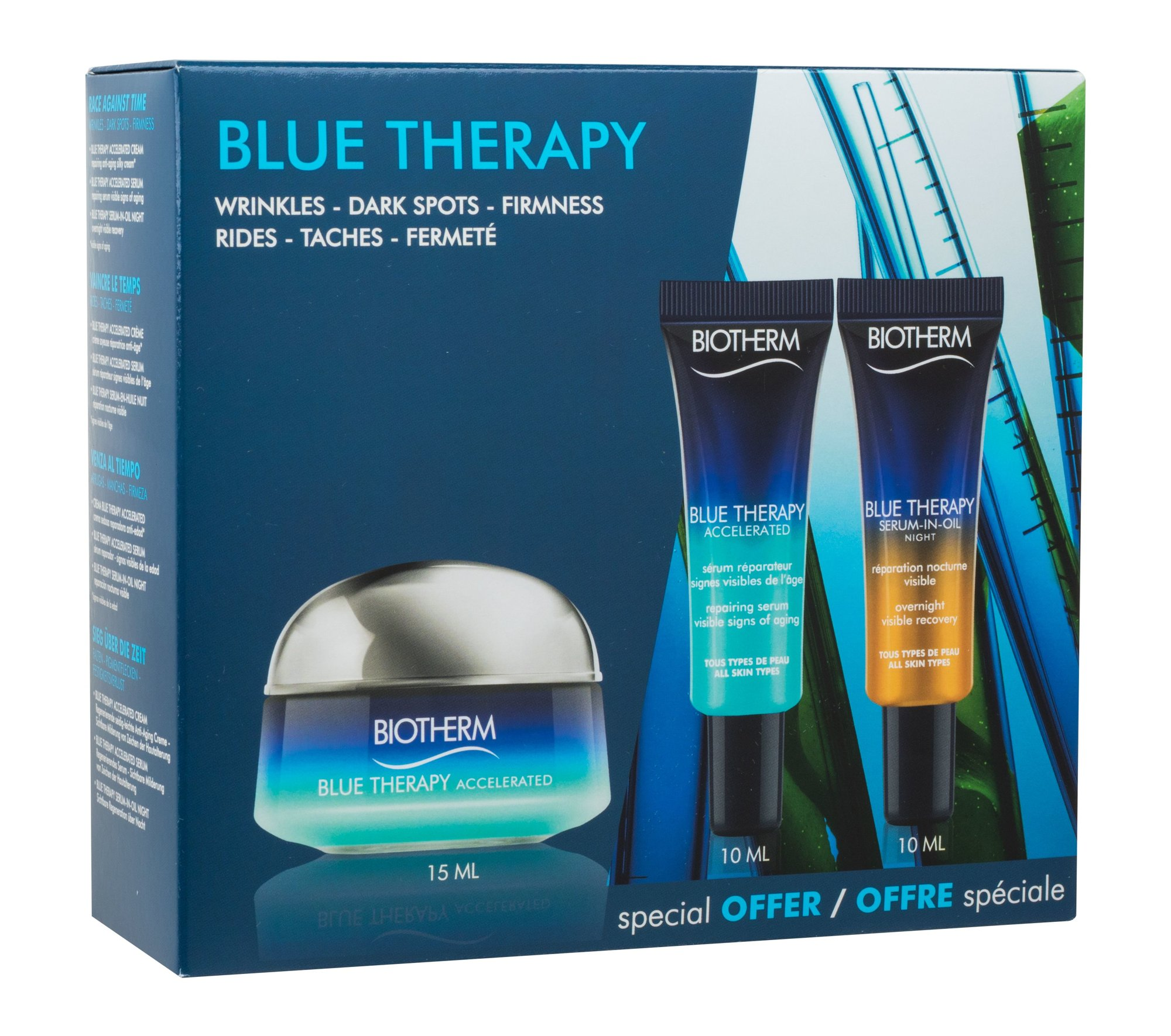 Biotherm Blue Therapy Cosmetic 15ml  Accelerated