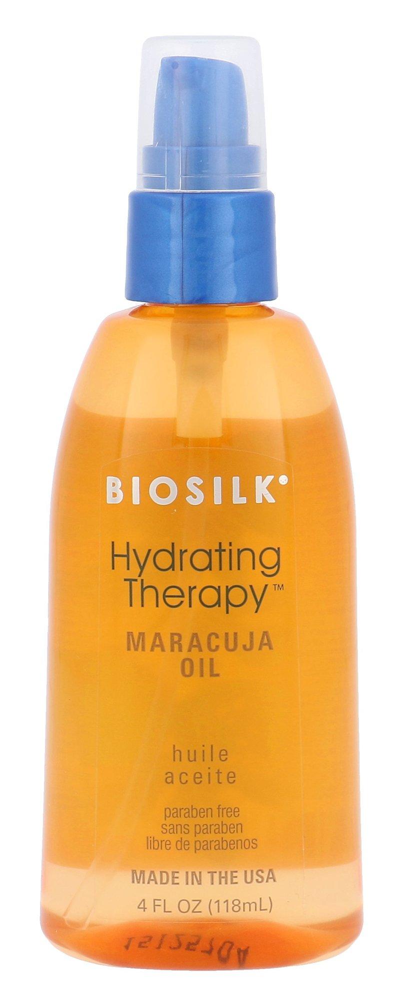 Farouk Systems Biosilk Hydrating Therapy Maracuja Oil Cosmetic 118ml