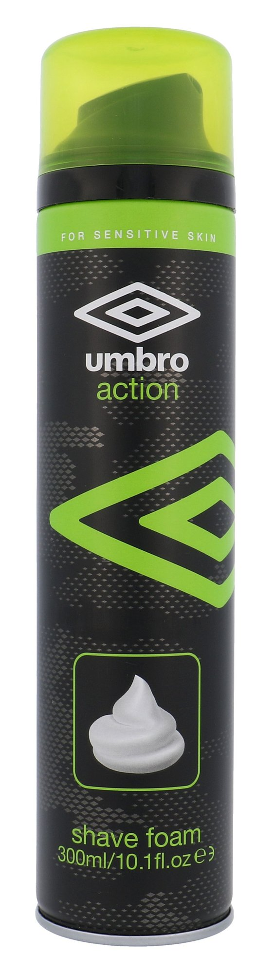UMBRO Action Shaving foam 300ml