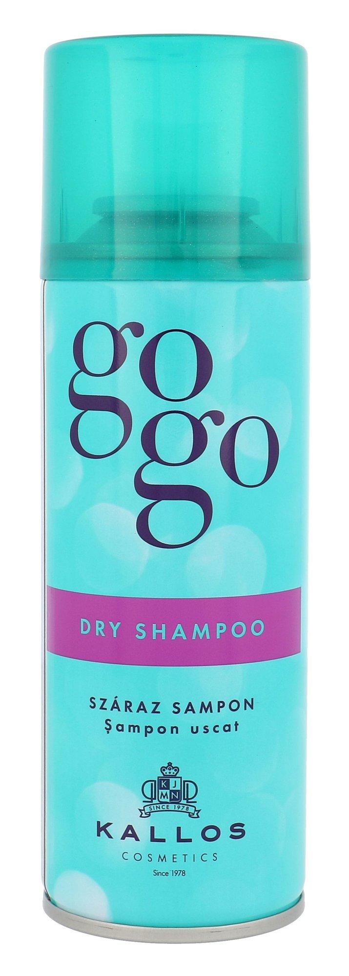 Kallos Cosmetics Gogo Dry Shampoo Cosmetic 200ml