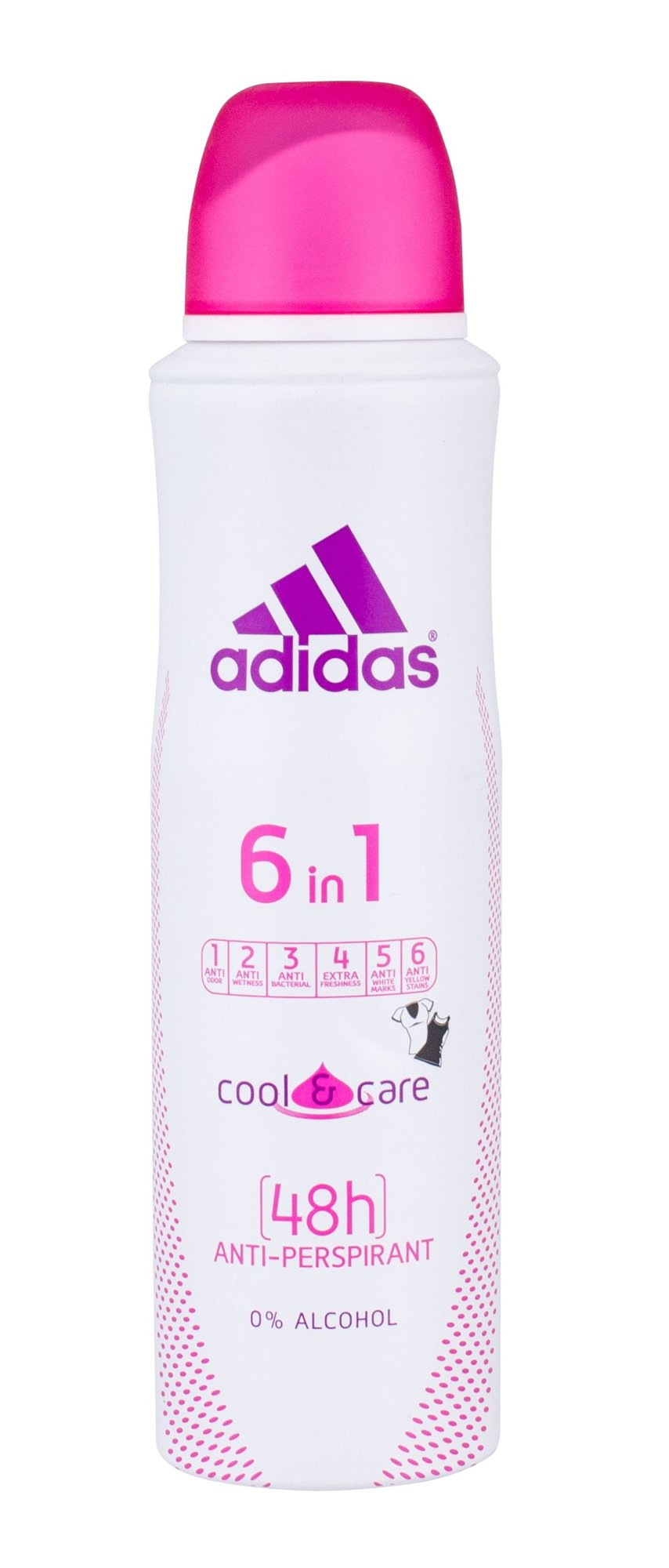 Adidas 6in1 Antiperspirant 150ml