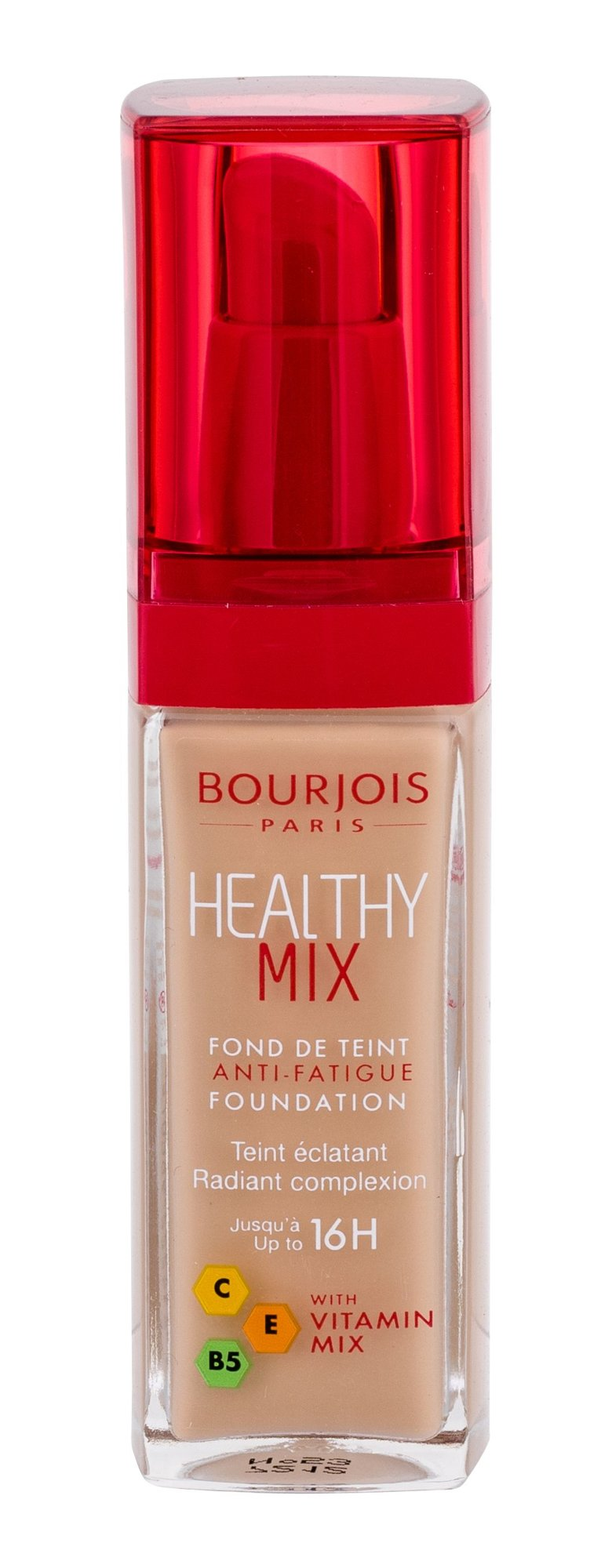 BOURJOIS Paris Healthy Mix Cosmetic 30ml 53 Light Beige
