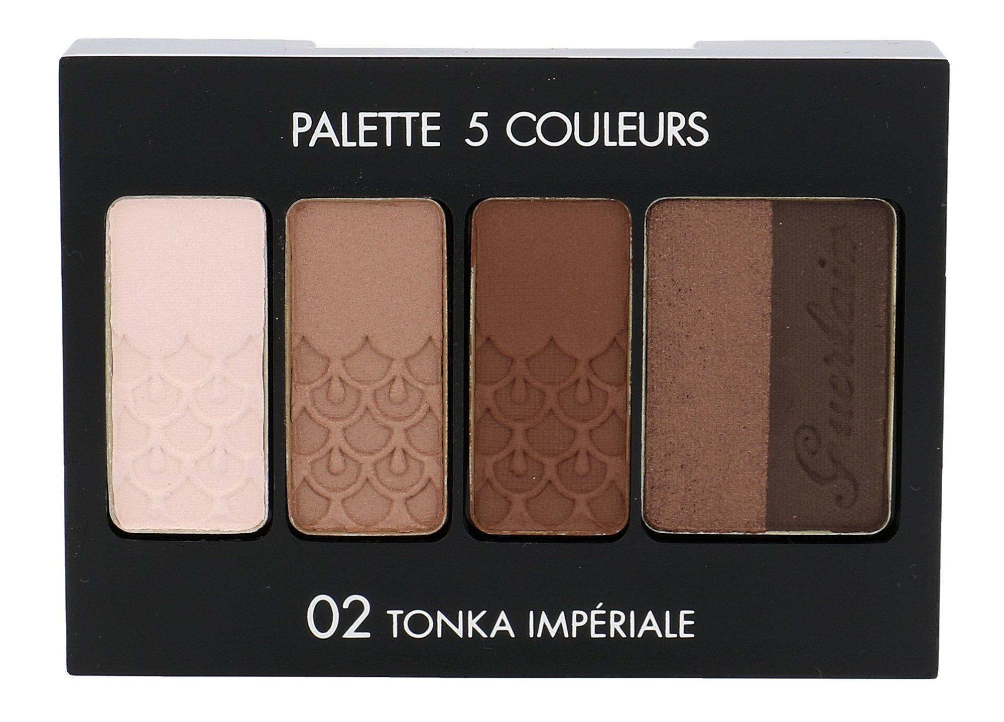 Guerlain Palette 5 Couleurs Cosmetic 6ml 02 Tonka Impériale