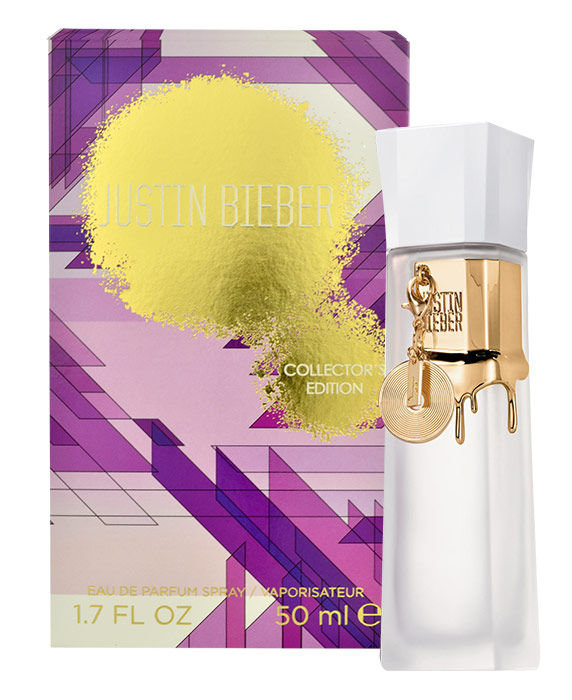 Justin Bieber Collector´s Edition EDP 100ml