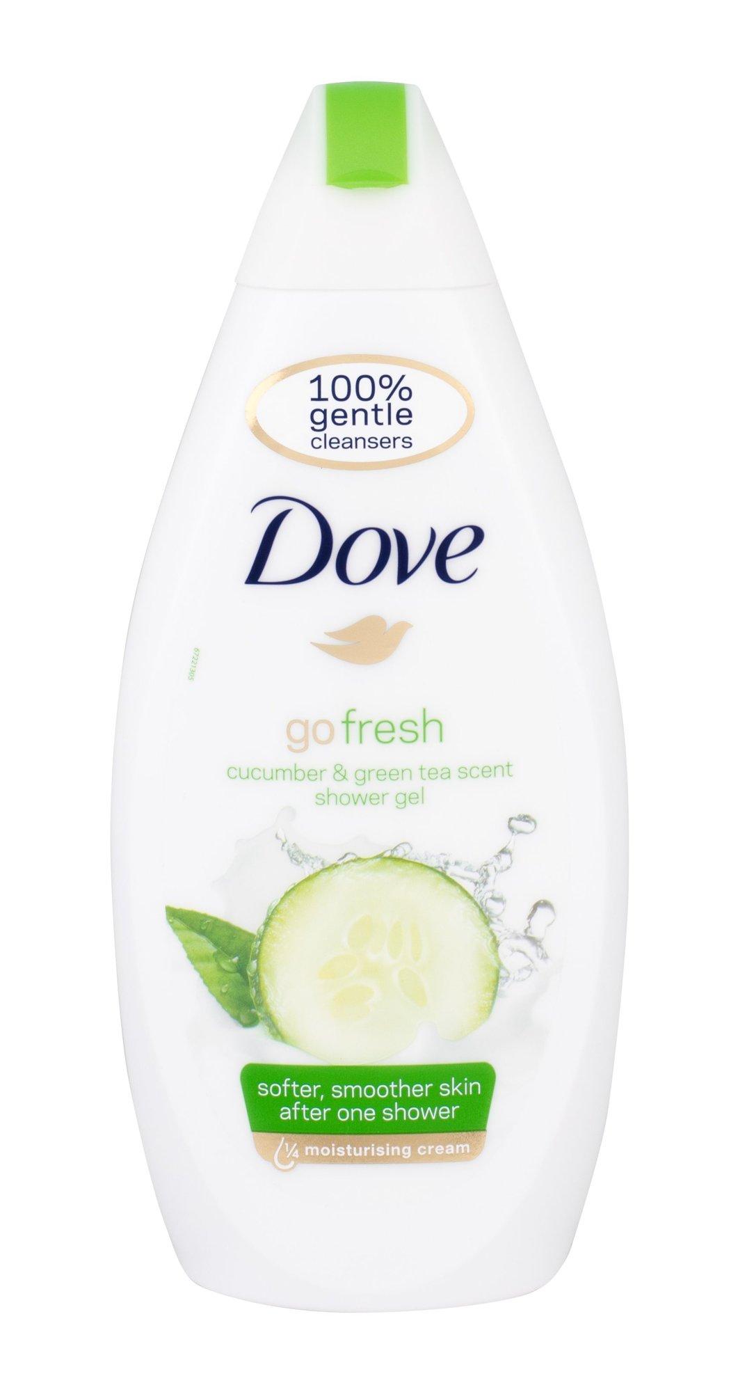 Dove Go Fresh Cosmetic 500ml