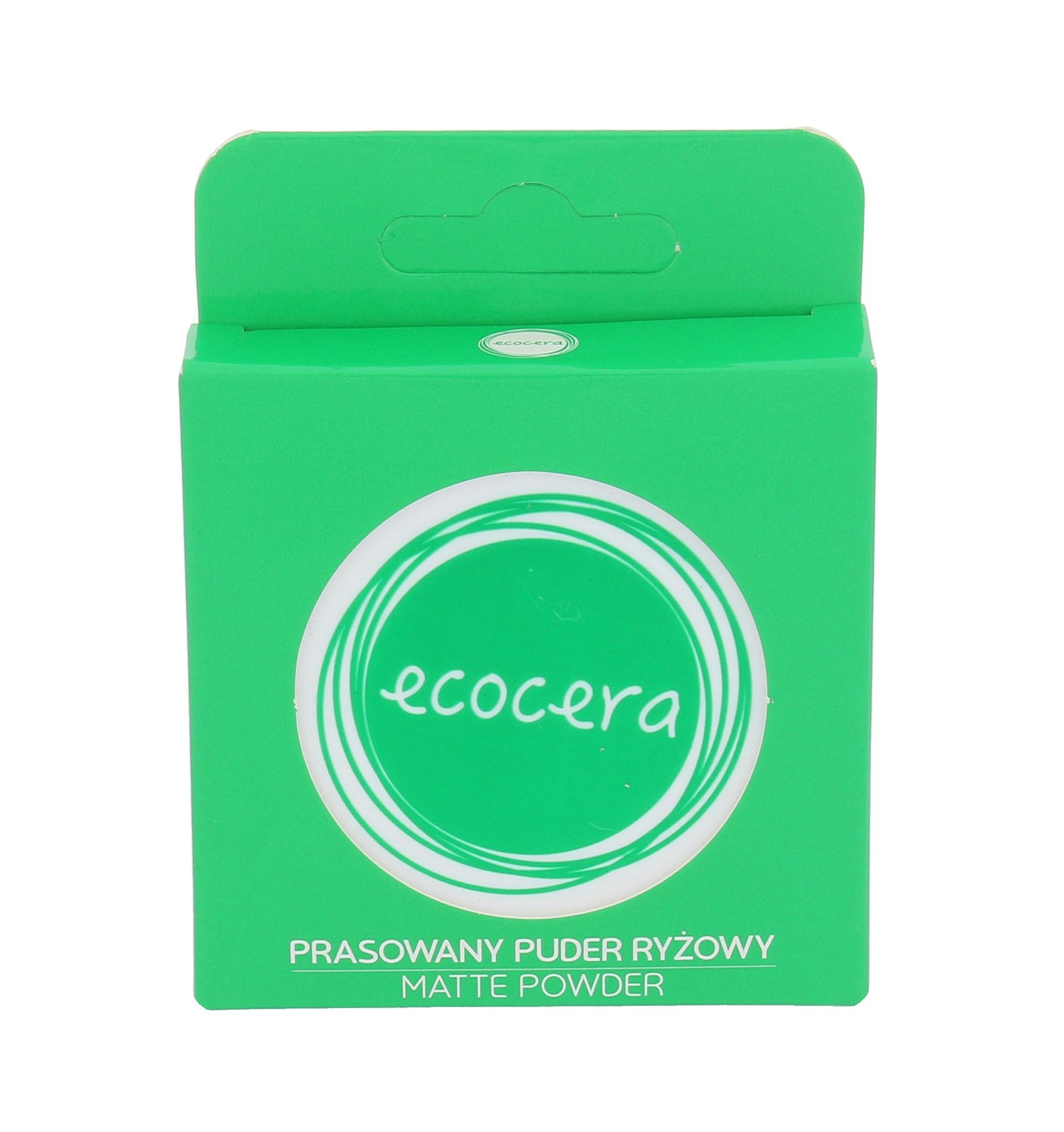 Ecocera Pressed Rice Matte Powder Cosmetic 10g