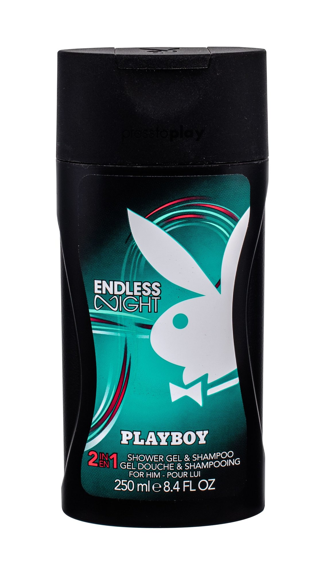 Playboy Endless Night Shower gel 250ml