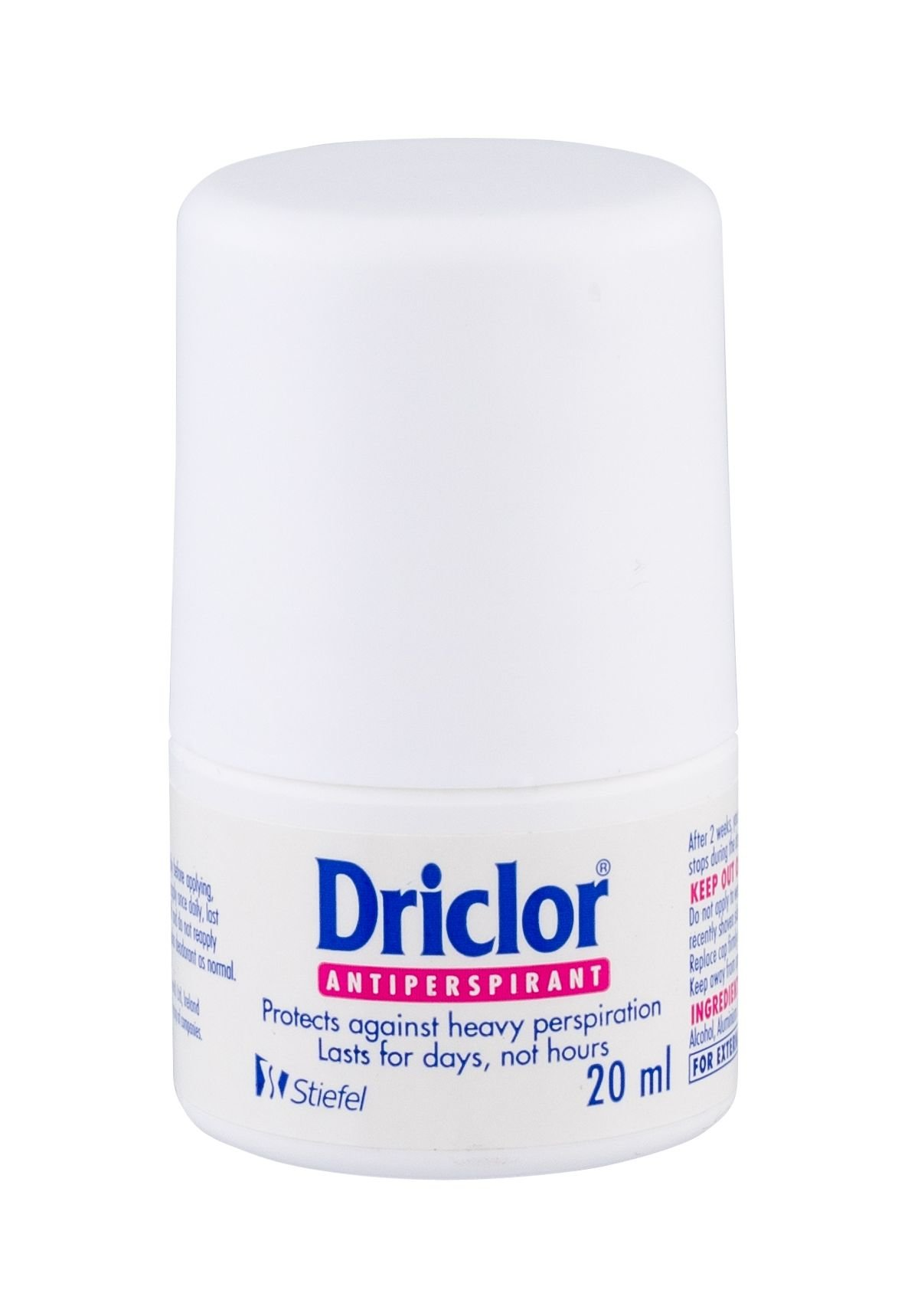 Driclor Antiperspirant Cosmetic 20ml