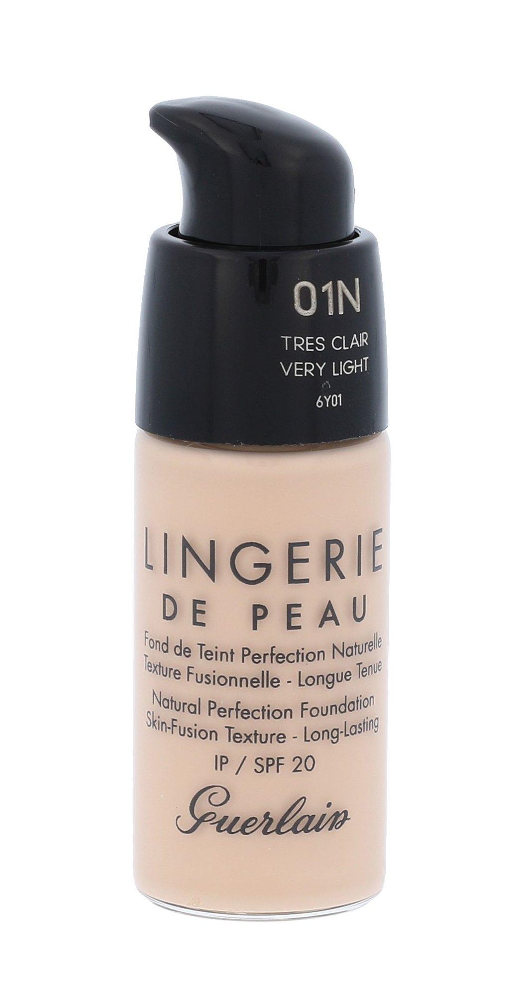 Guerlain Lingerie De Peau Cosmetic 15ml 01N Very Light