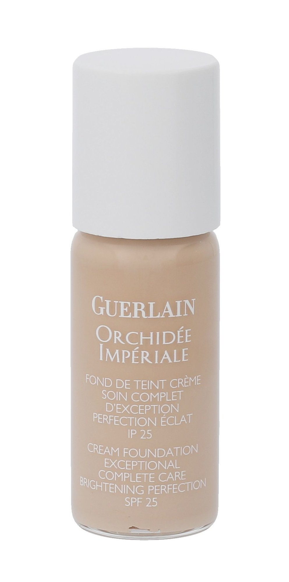 Guerlain Orchidée Impériale Cosmetic 10ml 01 Beige Pale Cream Foundation SPF25