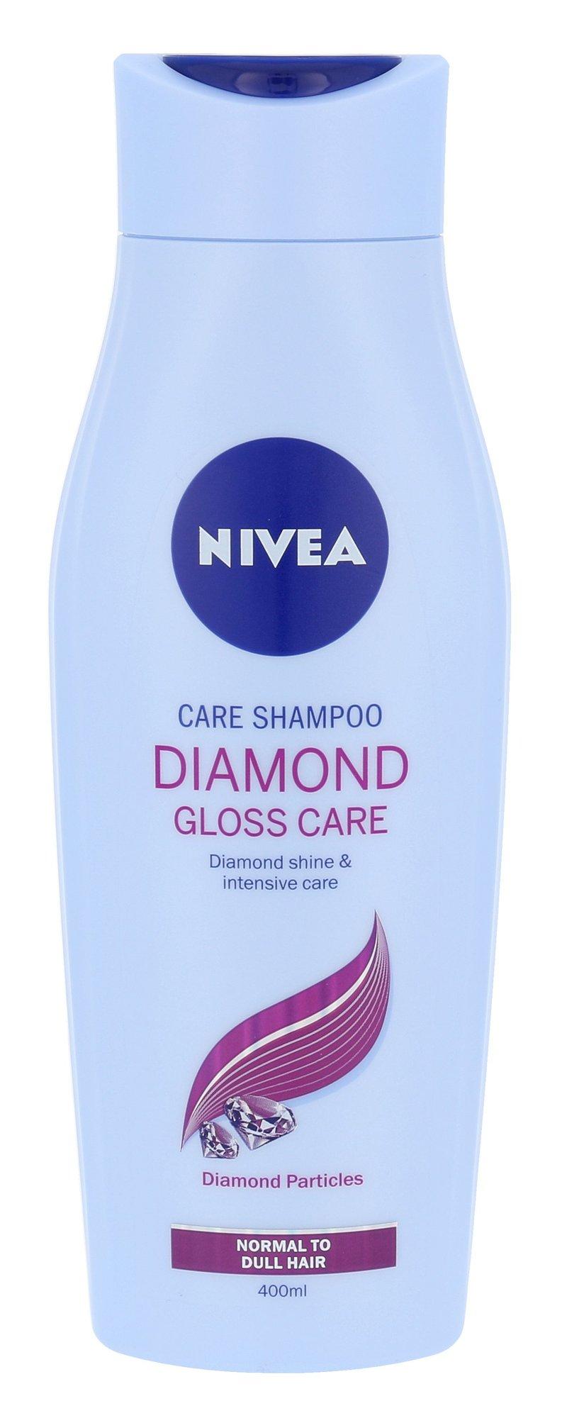 Nivea Diamond Gloss Care Cosmetic 400ml