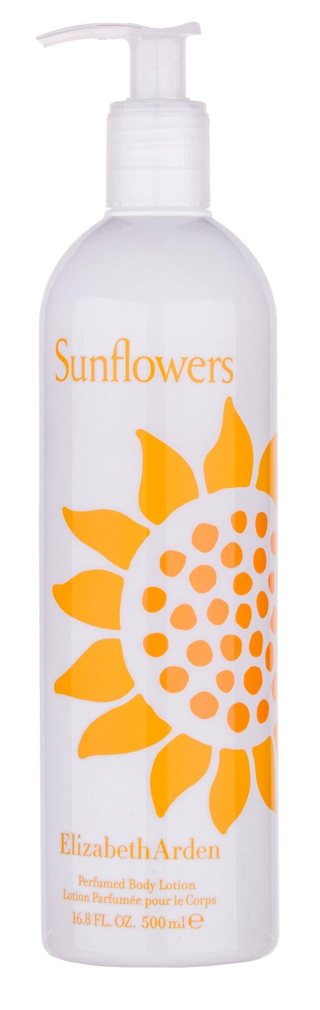 Kūno losjonas Elizabeth Arden Sunflowers