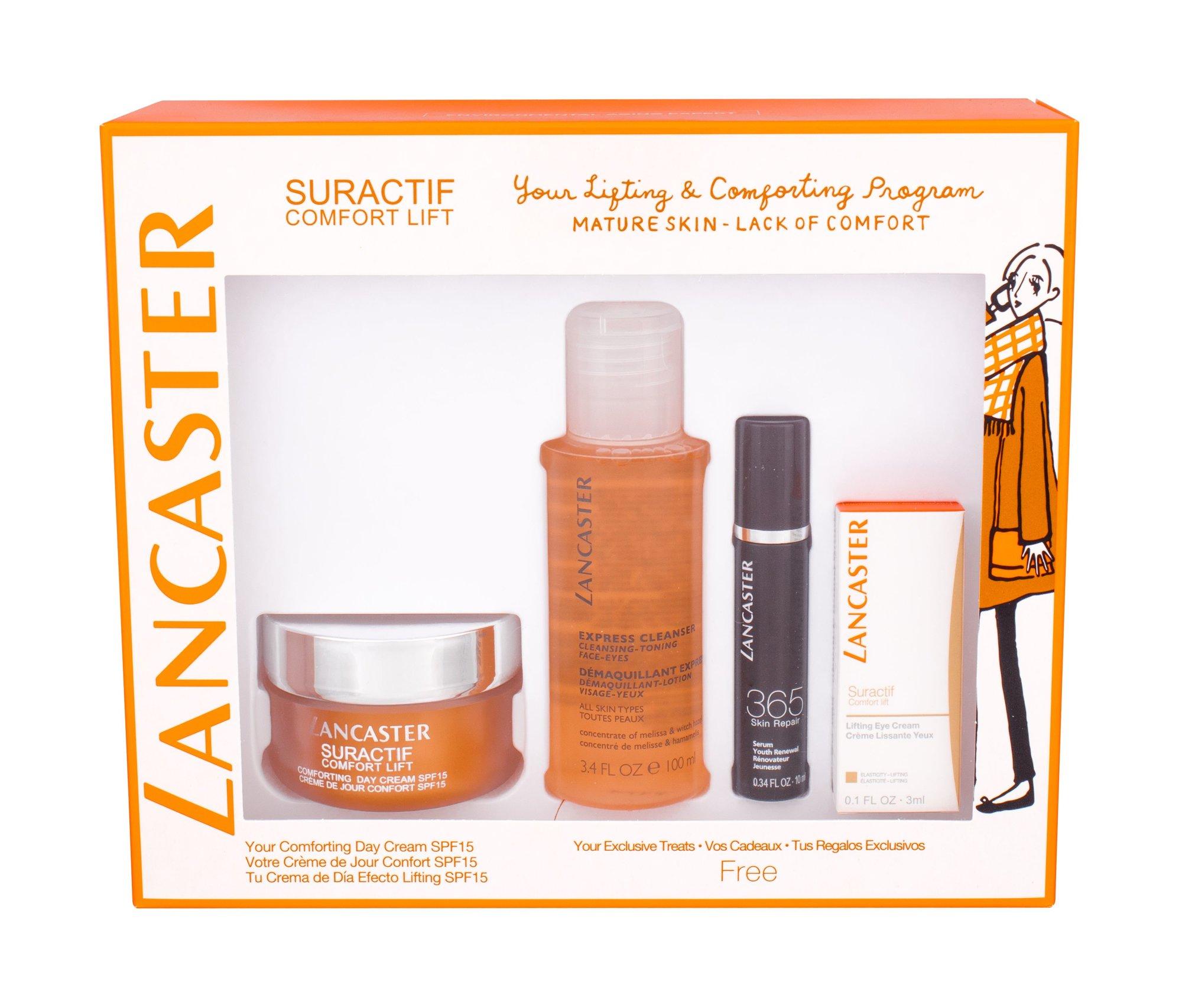 Lancaster Suractif Comfort Lift Kit Cosmetic 50ml