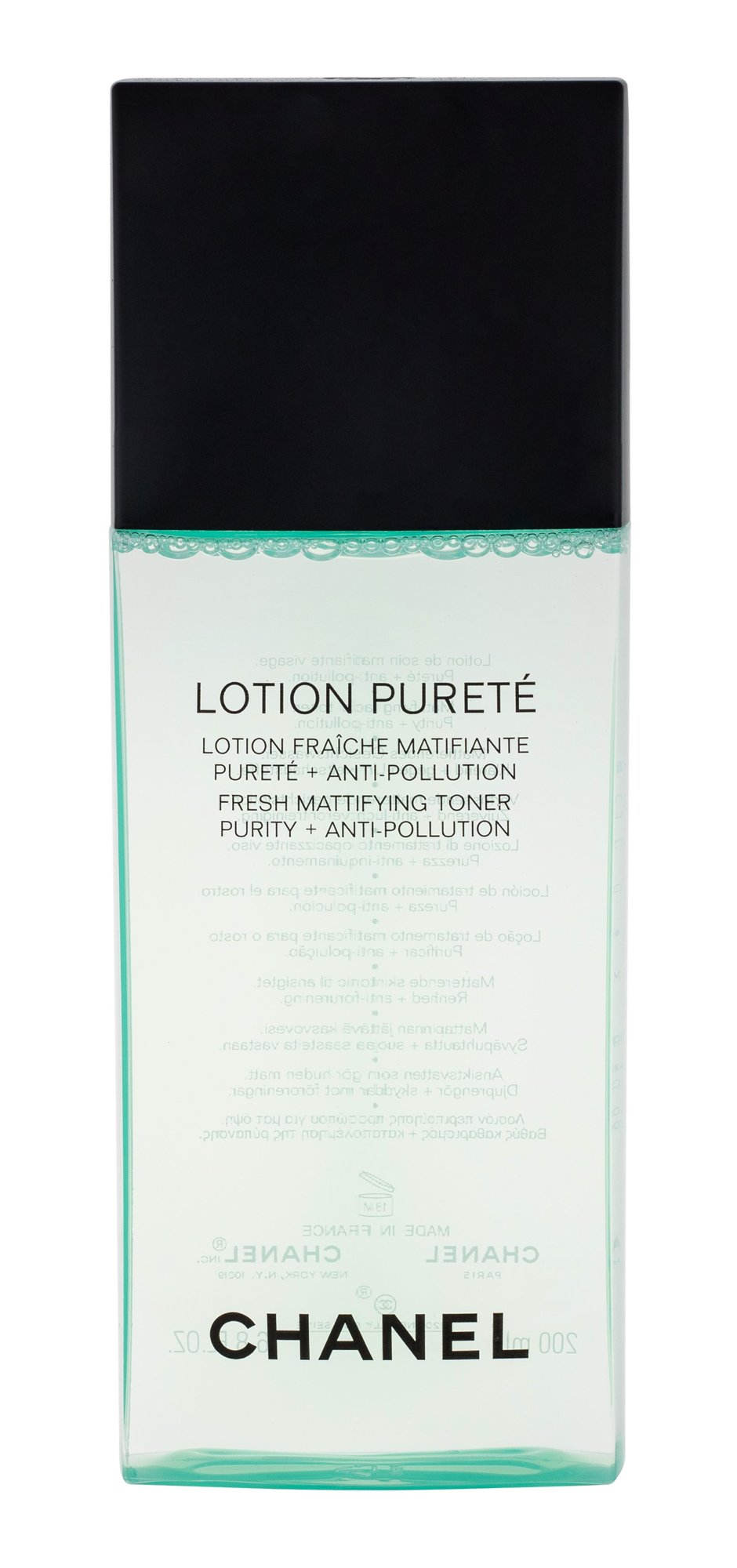Chanel Lotion Purete Anti Pollution Cosmetic 200ml