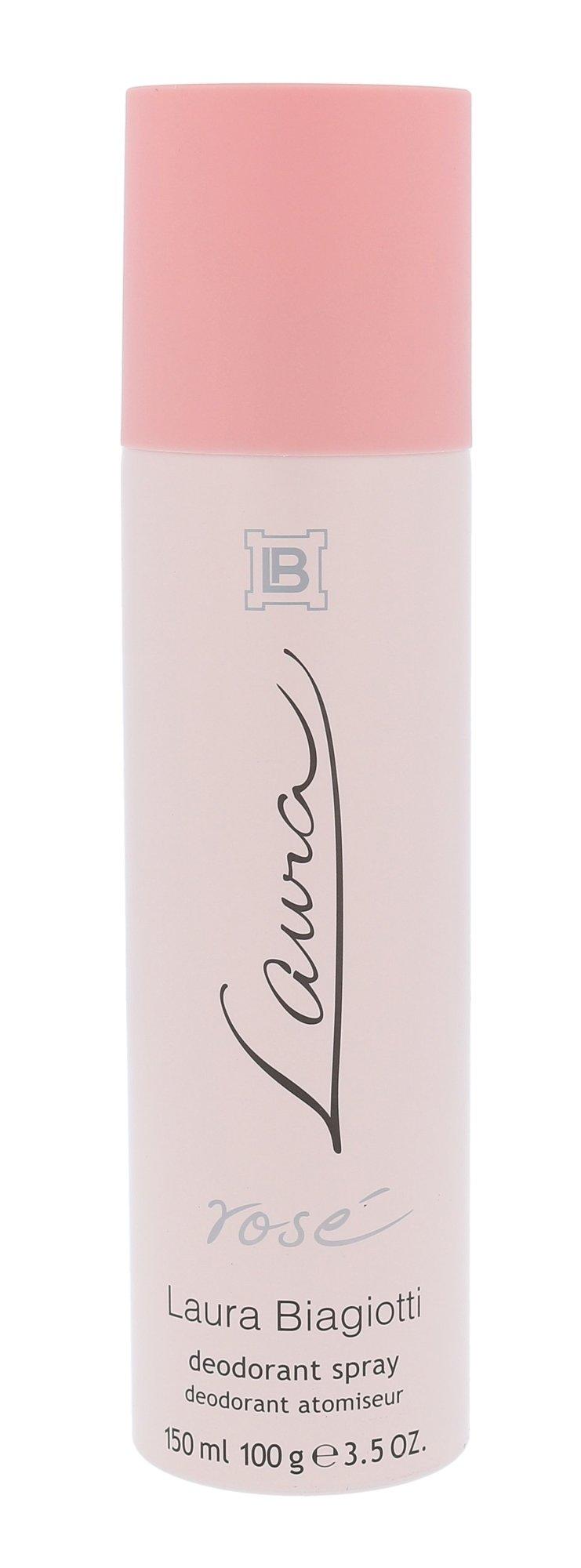 Laura Biagiotti Laura Rose Deodorant 150ml