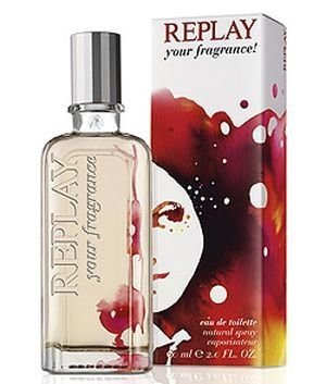 Replay Your Fragrance! For Her EDT 60ml