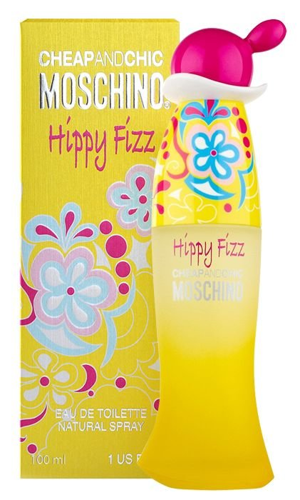 Moschino Cheap And Chic Hippy Fizz EDT 4,5ml