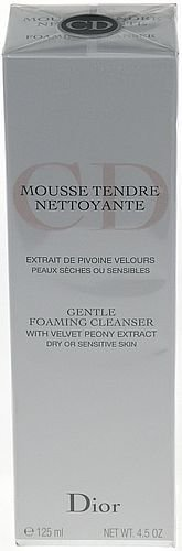 Christian Dior Gentle Foaming Cleanser Cosmetic 125ml
