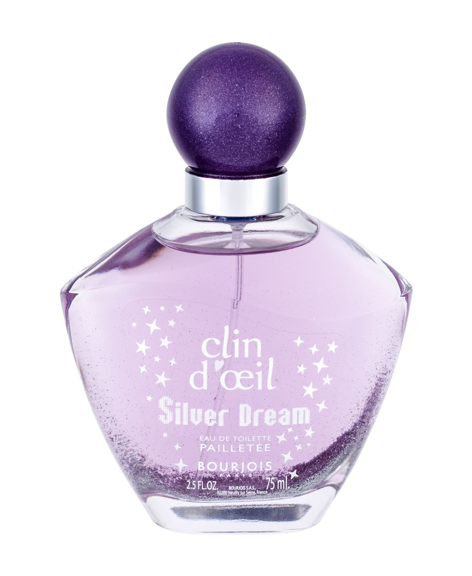 BOURJOIS Paris Clin d´Oeil Silver Dream EDT 75ml
