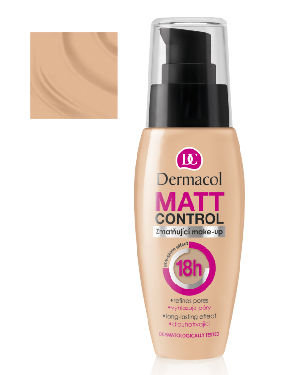 Dermacol Matt Control Cosmetic 30ml 3