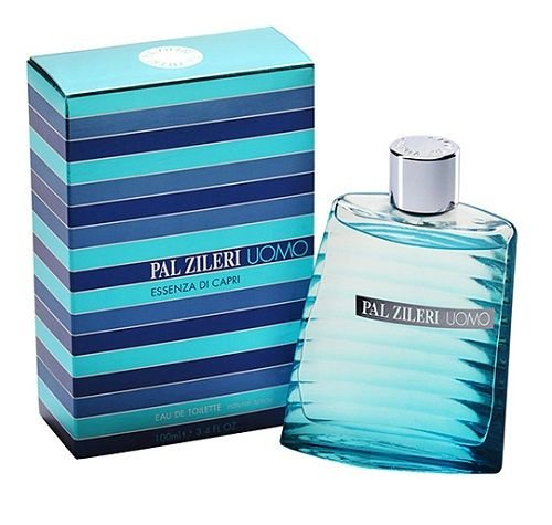Pal Zileri Uomo Essenza di Capri EDT 100ml