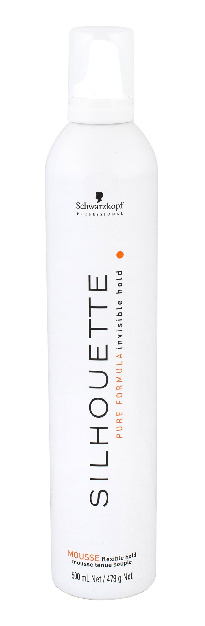 Schwarzkopf Silhouette Flexible Hold Mousse Cosmetic 500ml