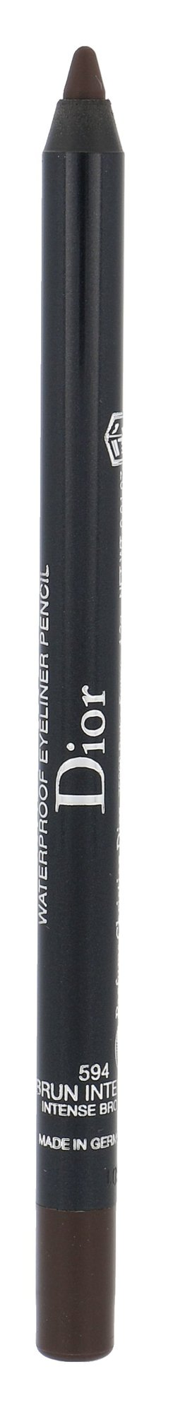 Christian Dior Eyeliner Cosmetic 1,2ml 594 Intense Brown