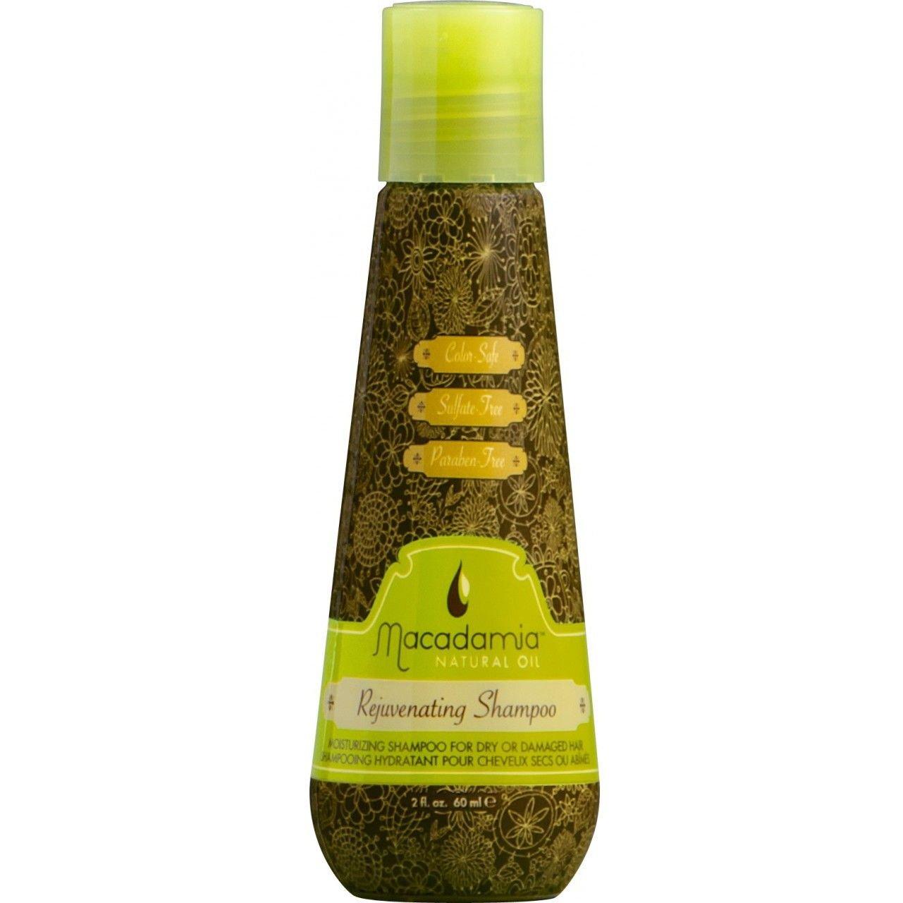 Macadamia Rejuvenating Shampoo Dry Hair Cosmetic 300ml