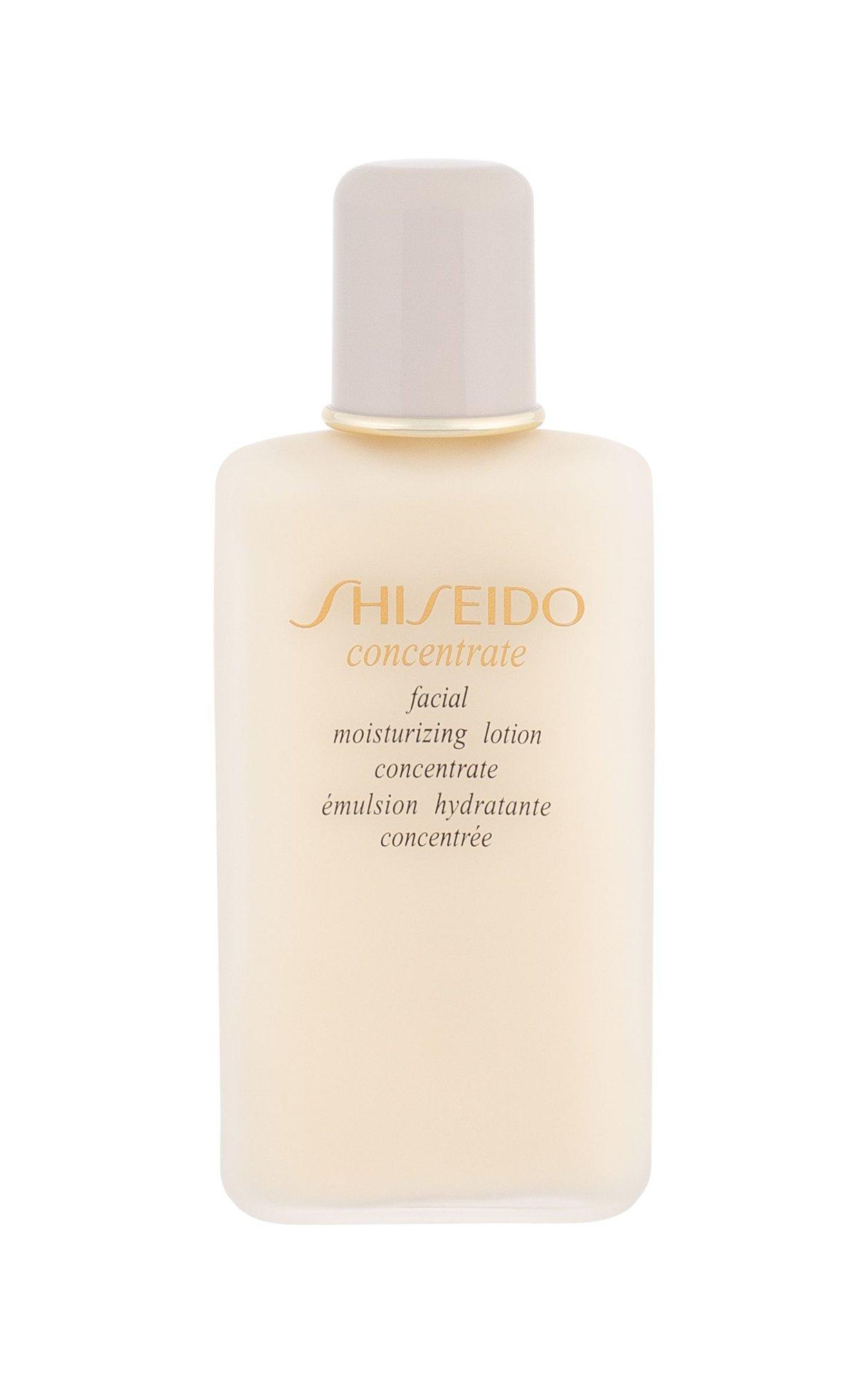 Kūno losjonas Shiseido Concentrate