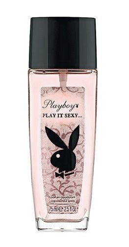 Playboy Play It Sexy For Her Deodorant 75ml