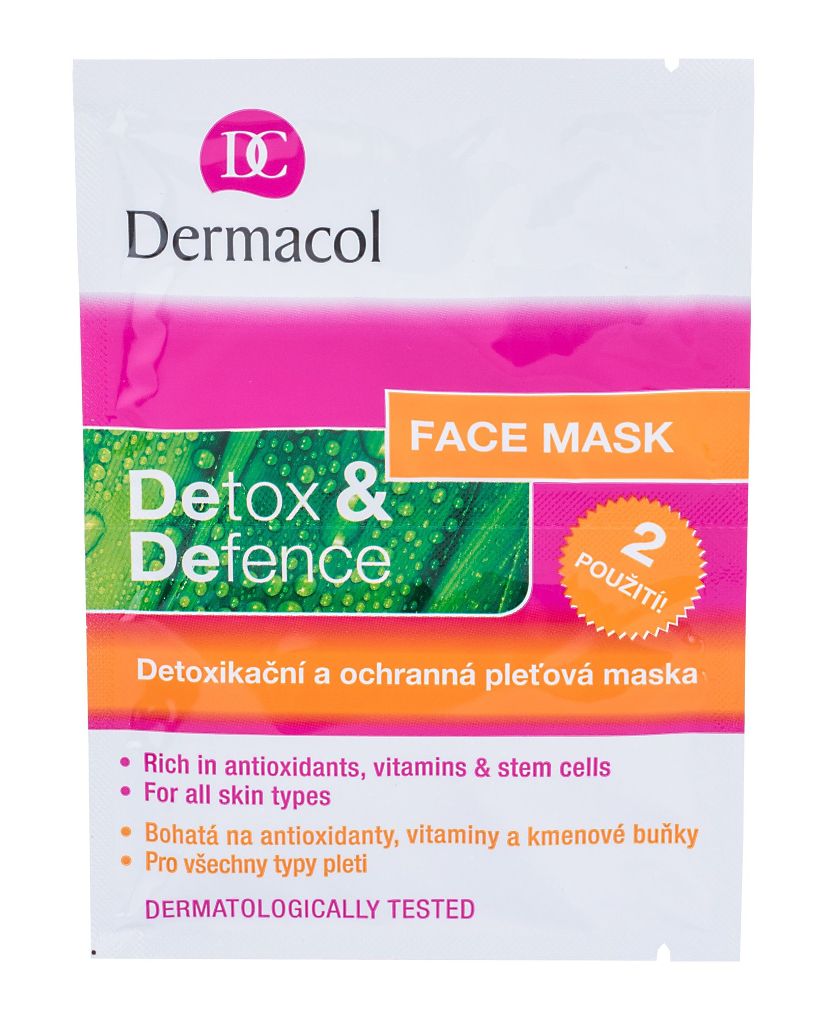 Dermacol Detox & Defence Cosmetic 16ml