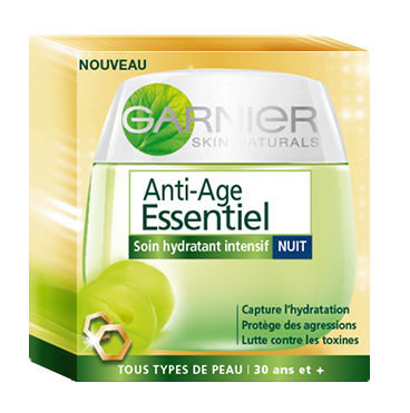 Garnier Essentials Cosmetic 50ml  30+