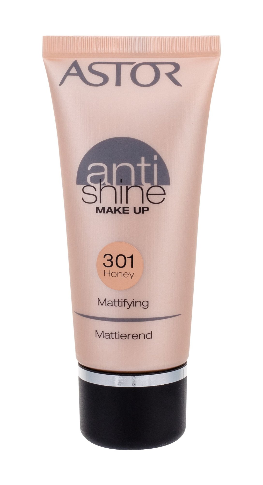 ASTOR Anti Shine Makeup Cosmetic 30ml 301 Honey