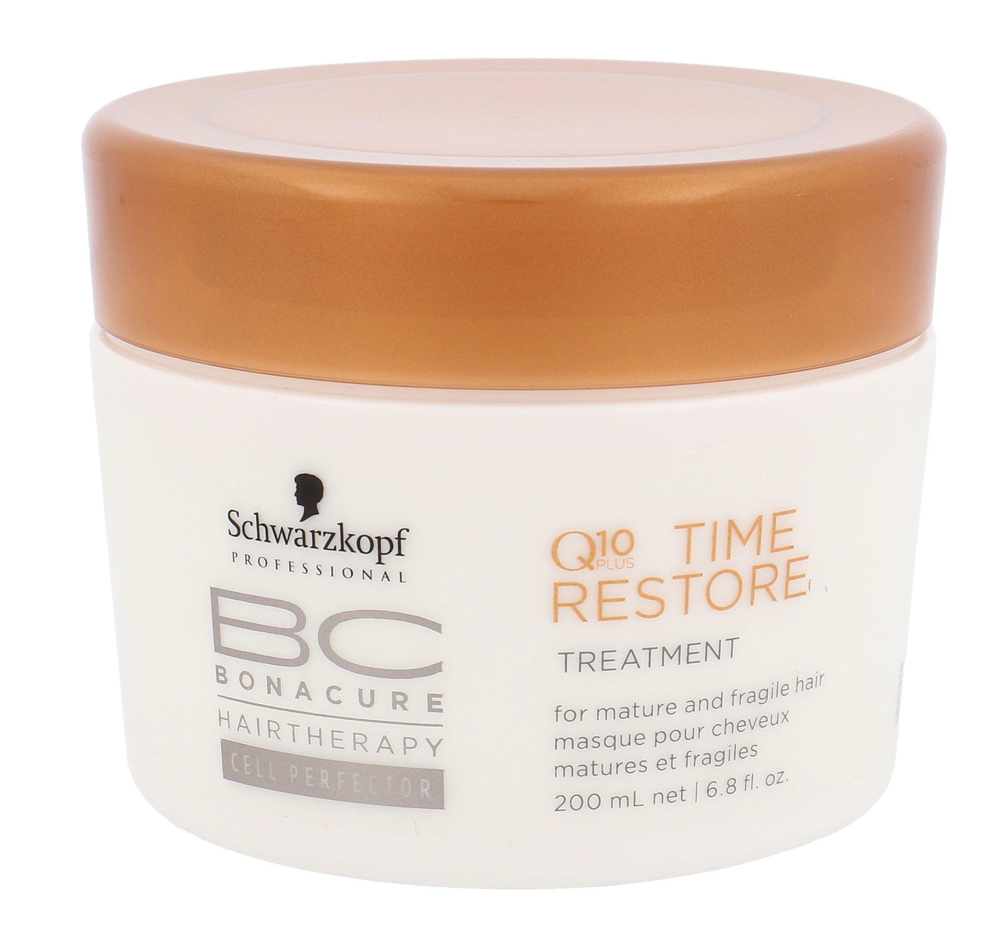 Schwarzkopf BC Bonacure Q10 Time Restore Cosmetic 200ml