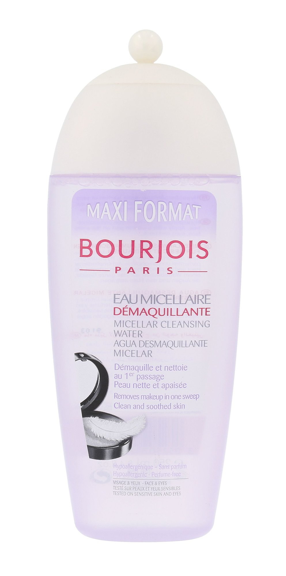 BOURJOIS Paris Micellar Cleansing Water Cosmetic 250ml
