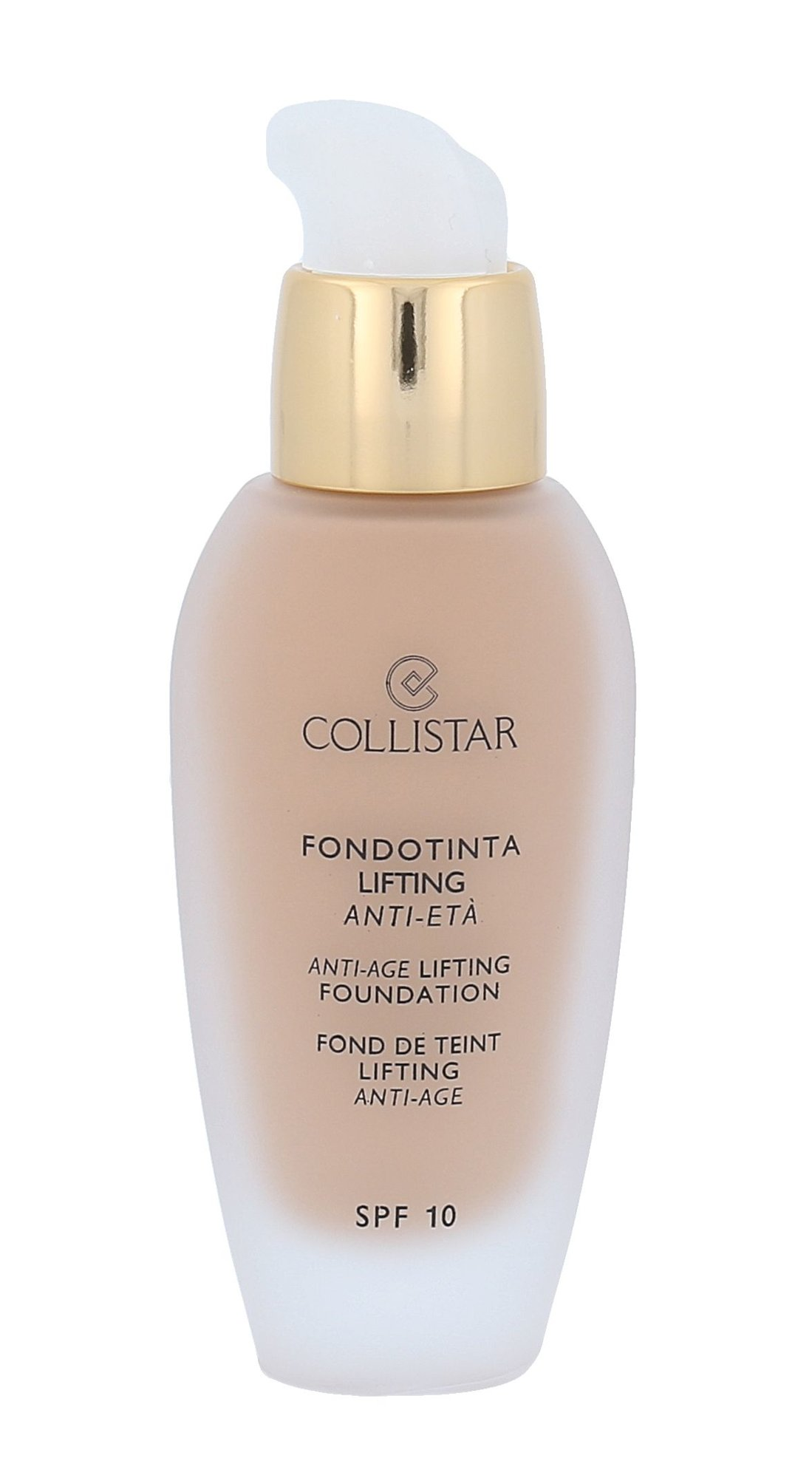 Collistar Anti-Age Lifting Foundation Cosmetic 30ml 3 Cappuccino