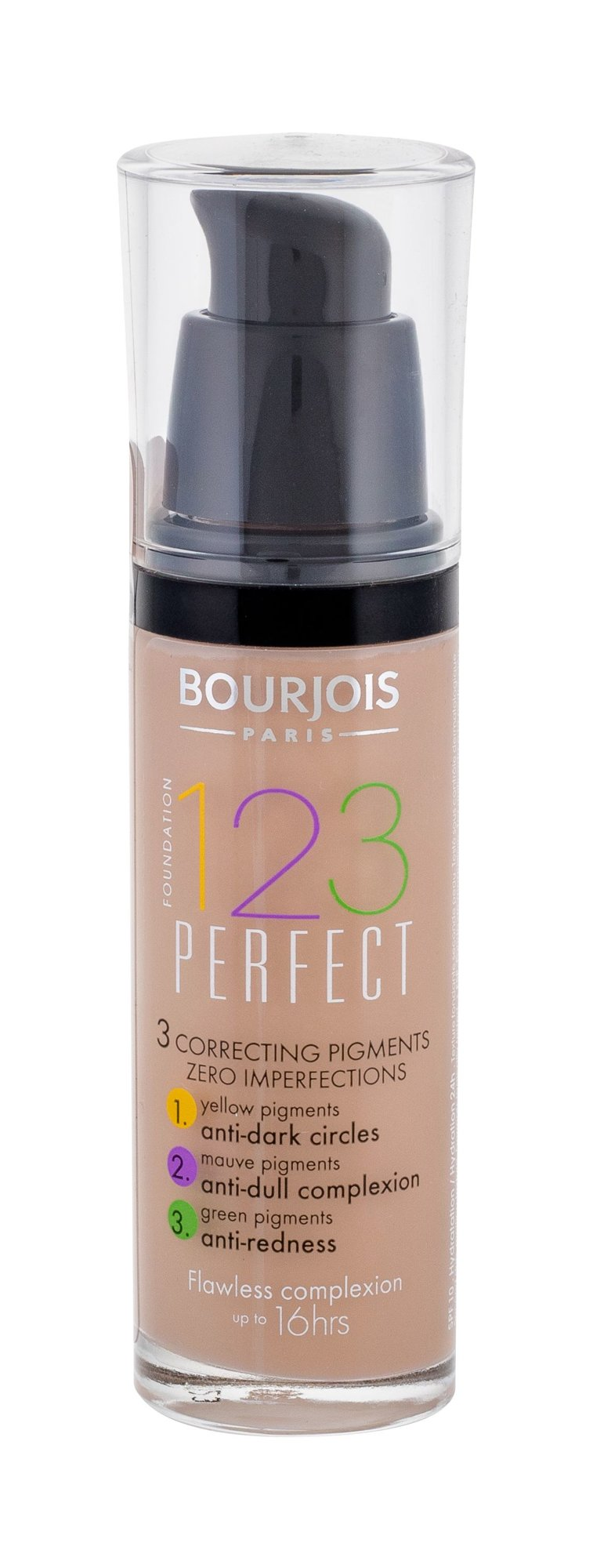 BOURJOIS Paris 123 Perfect Cosmetic 30ml 56 Rose Beige