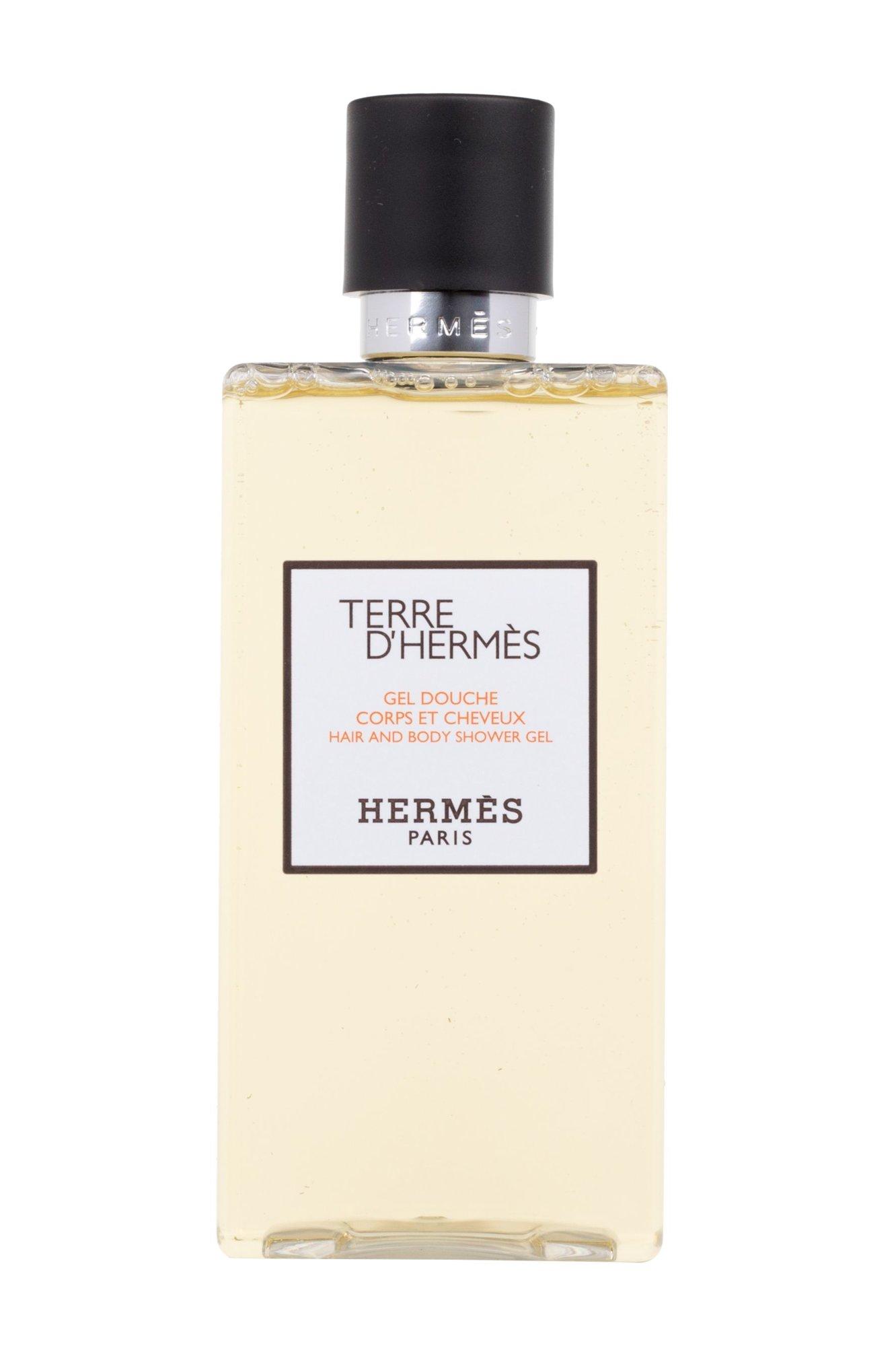 Hermes Terre D´Hermes Shower gel 200ml