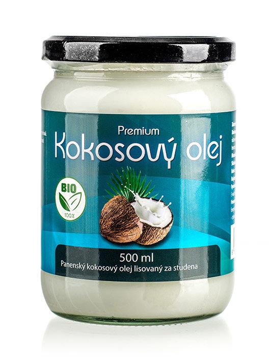 Allnature Premium Bio Coconut Oil Cosmetic 250ml